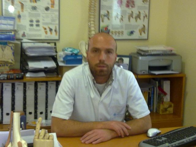 Dr. Jonatan Fuentes Garcia