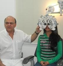 """Clinica de Olhos Guarujá - """"Doutores da Visão"""""""
