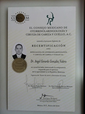 Dr. Angel Gerardo Gonzalez Valero - gallery photo