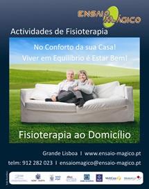 Fisioterapia ao Domicilio