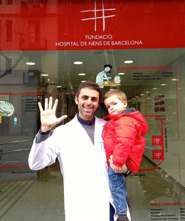 Dr. Ferran Cachadiña Domenech