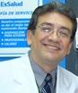 Dr. Alberto Raymundo Egoavil La Rosa