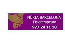 Fisioterapia Núria Barcelona