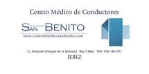 Control Médico San Benito Conductores