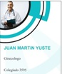 Dr. Juan Martín Yuste