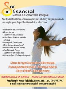 Centro de Atención Psicológica Integral Ser Esencial