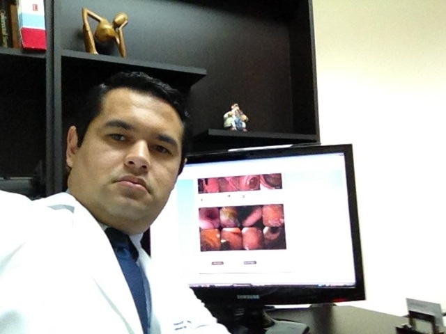 Dr. Luis Miguel Garza Huerta - gallery photo