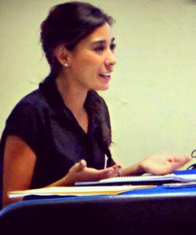 Mtra. Carolina Estrada