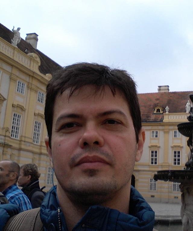 Dr. Thiago Oliveira de Brito Cunha - profile image