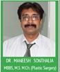 Dr. Maneesh Sonthalia