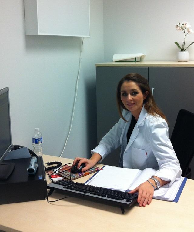Dra. Raquel Calero Domínguez