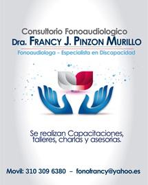Consultorio Fonoaudiologico Dra.Francy Pinzon Murillo