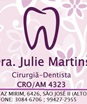 Dra. Julie Martins