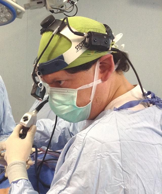 Dr. Jorge Gomez Molina - profile image