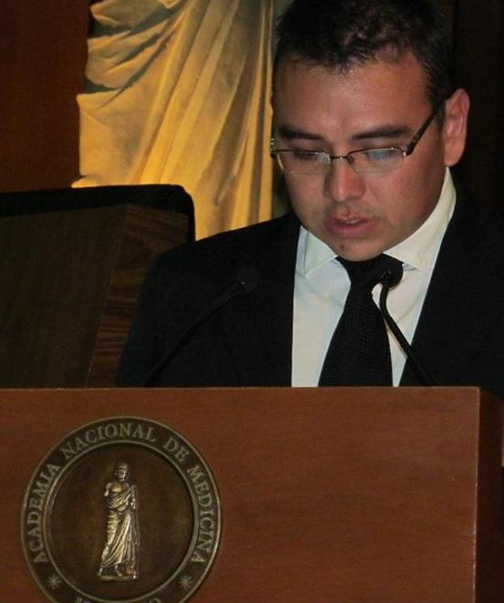 Dr. Carlos Alcántara Noguez - gallery photo