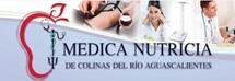 Médica Nutricia de Colinas del Río Aguascalientes