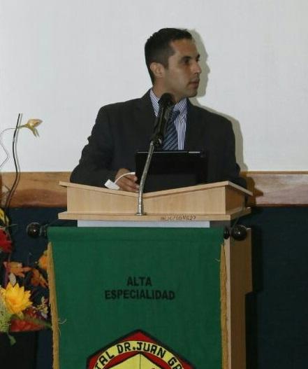 Dr. Antoine Lagunes Gasca - profile image