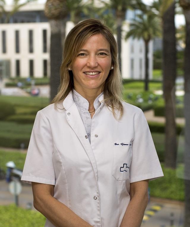 Dra. María Teresa Gómez Sugrañes