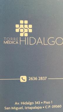 Unidad de Especialidades en Rehabilitacion y Torre Médica Hidalgo
