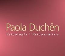 Psicoanálisis y Psicología Paola Duchên