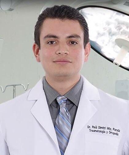 Dr. Raúl Dimitri Martínez Parada - profile image