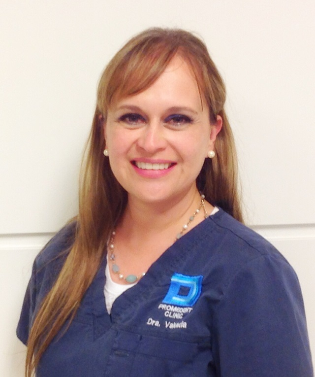 Dra. Grelda Valencia Chávez - profile image