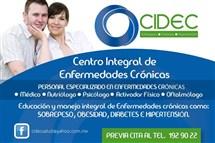 Cidec Centro Integral de Enfermedades Cronicas