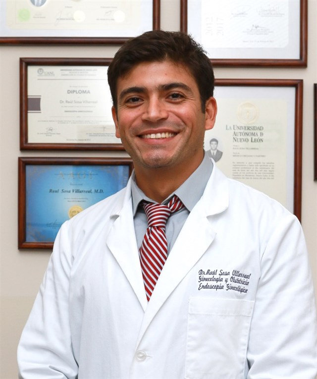 Dr. Raul Sosa Villarreal - profile image