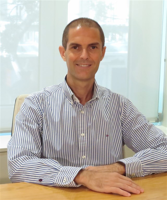 Dr. Pablo López Fuentes