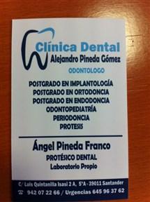 Clinica Dental Dr. Alejandro Pineda
