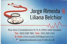 Clínica Médica Jorge Almeida & Liliana Belchior
