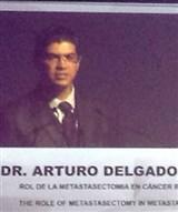 Dr. Arturo Delgado Herrera