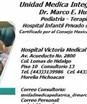 Dr. Marco Eugenio Hurtado Soto