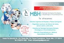 Mbh-Patología Médicos Especialistas