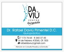 Quiropraxia Daviu