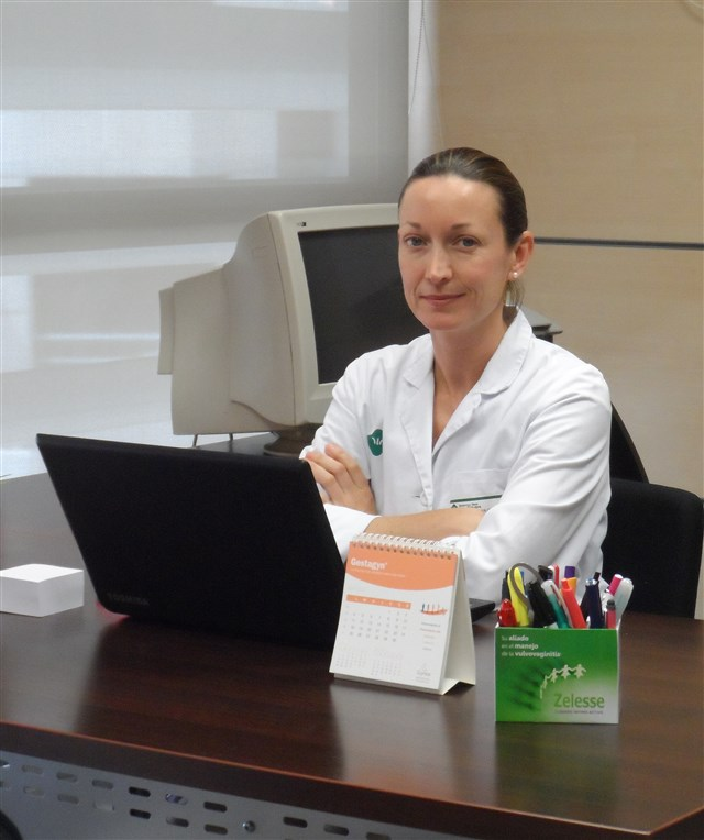 Dra. Susana Gil Aguilar