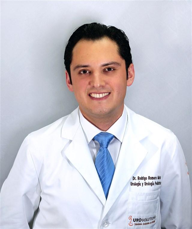 Dr. Rodrigo Romero Mata - profile image