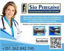 São Peregrino: Centro Especializado de Tratamento de Feridas