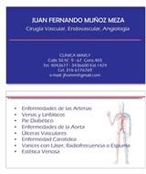 Dr. Juan Fernando Muñoz Meza