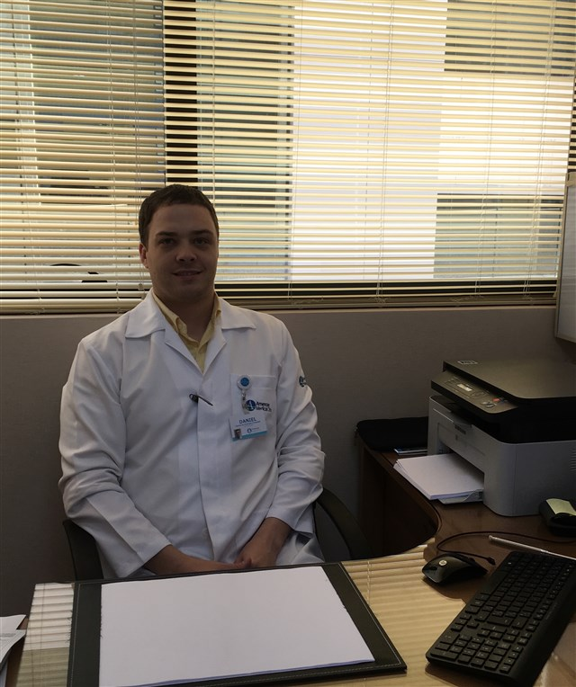 Dr. Daniel De Holanda Christoph - profile image