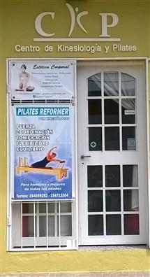 Ckp Centro de Kinesiología y Pilates