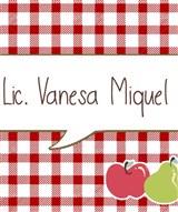 Lic. Vanesa Miquel