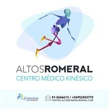 Centro Médico Kinésico Altos Romeral
