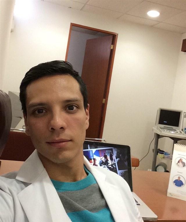 Dr. Enrique Santillán Aguayo - profile image