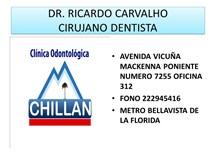 Clínica Odontológica Chillan - Santiago