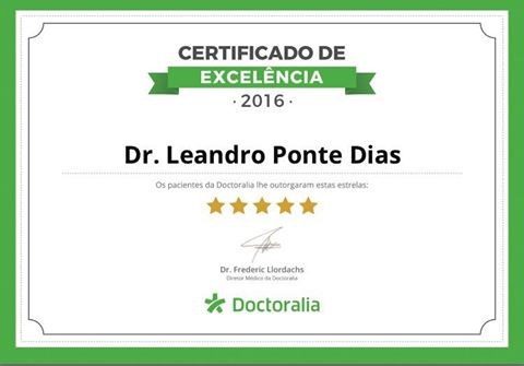 Dr. Leandro Ponte Dias - gallery photo