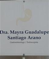 Dra. Mayra Guadalupe Santiago Arano
