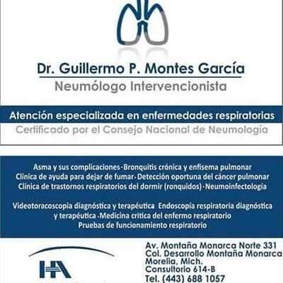 Dr. Guillermo Prisciliano Montes Garcia - gallery photo