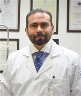 Dr. Jesús Guillermo Vera Hernández
