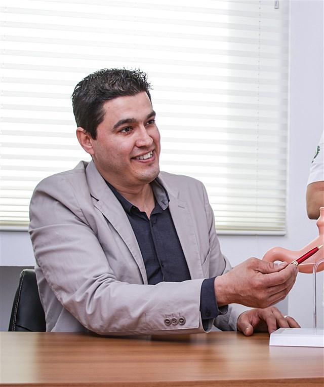 Dr. Oscar Ortiz Ruvalcaba - profile image